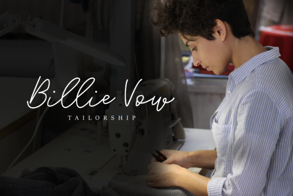Print on Demand: Tailor World Script & Handwritten Font By Typia Nesia - Image 3