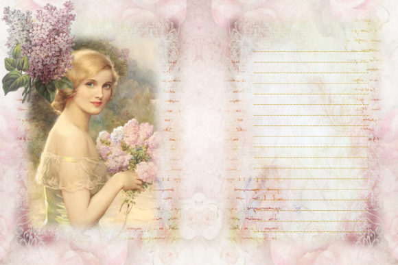 Print on Demand: The Beauty of Eve Scrapbooking Kit Graphic Crafts By The Paper Princess - Image 3