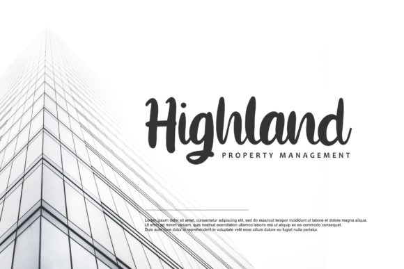 Print on Demand: The Eighters Script & Handwritten Font By ZHR Creative - Image 10
