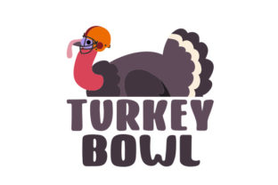 Turkey Bowl Thanksgiving Craft Cut File By Creative Fabrica Crafts