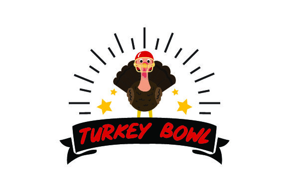 Download Free Turkey Wearing Football Helmet Turkey Bowl Svg Cut File By for Cricut Explore, Silhouette and other cutting machines.
