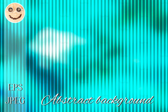 Download Free Turquoise Green Abstract Background Grafico Por Tasipas for Cricut Explore, Silhouette and other cutting machines.