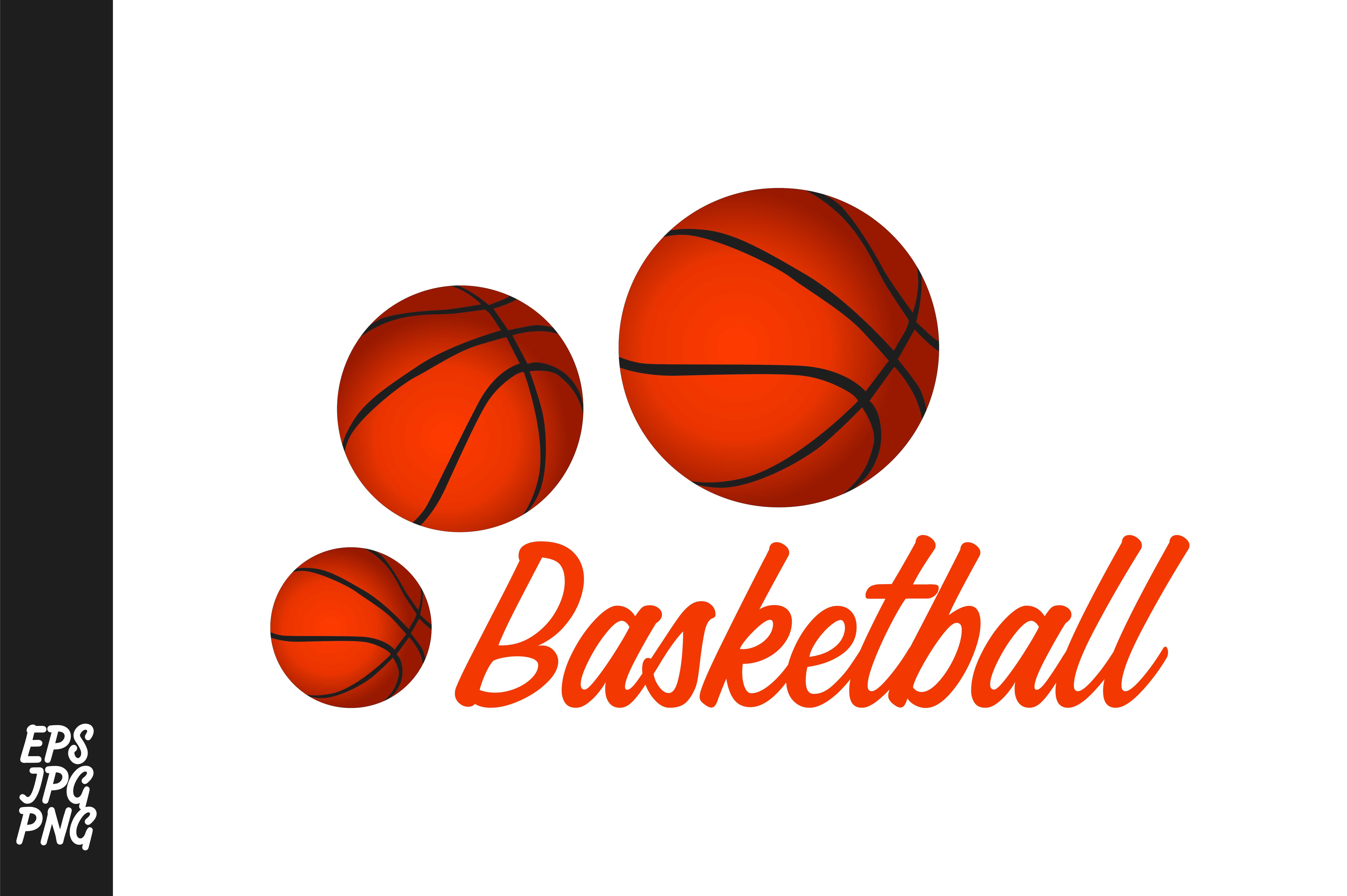 Download Free Typhography Basketball Graphic By Arsa Adjie Creative Fabrica for Cricut Explore, Silhouette and other cutting machines.