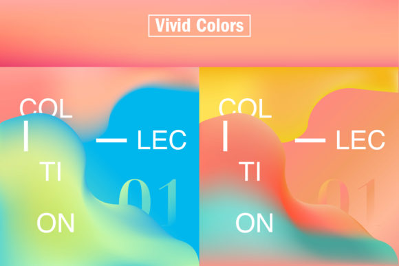 Vivid & Bright Gradients | Updated Graphic Add-ons By wilzondsgn - Image 3