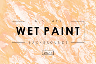 Wet Paint Textures 13 Graphic By ArtistMef