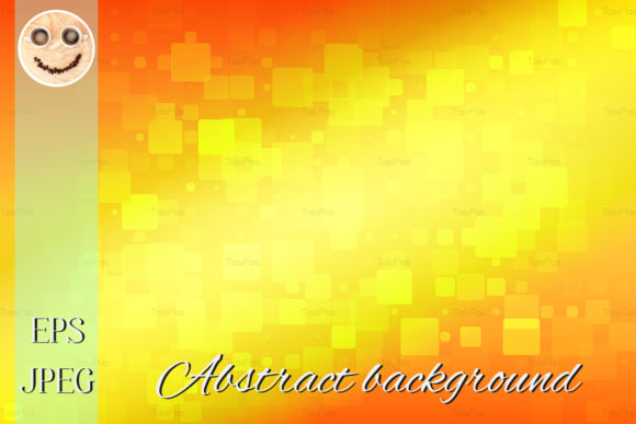 Download Free Yellow Red Orange Glowing Various Tiles Graphic By Tasipas for Cricut Explore, Silhouette and other cutting machines.