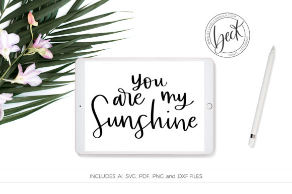 Download You Are My Sunshine