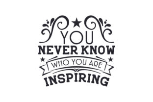 You Never Know Who You Are Inspiring Craft Design By Creative Fabrica Crafts