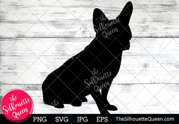 Download Free Chihuahua Dog Silhouette Graphic By Thesilhouettequeenshop for Cricut Explore, Silhouette and other cutting machines.