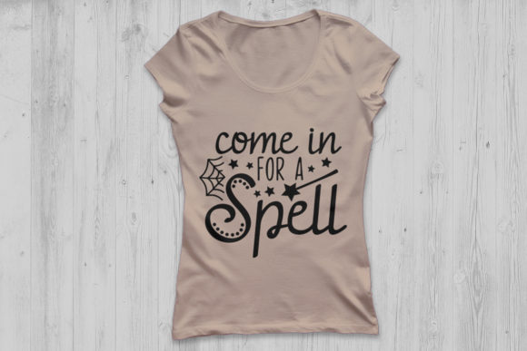 Come In For A Spell Graphic By Cosmosfineart Creative Fabrica