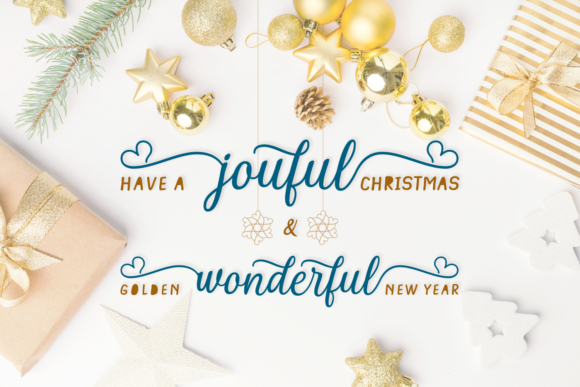 Print on Demand: Beautiful Moment Script & Handwritten Font By Situjuh - Image 3