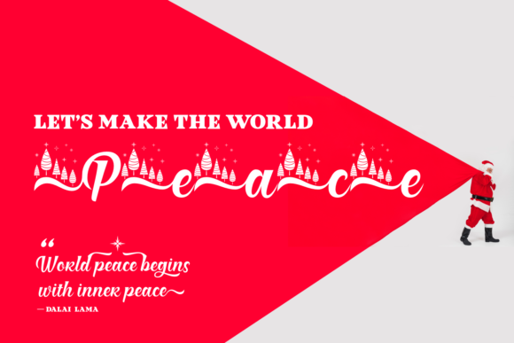 Christmas Present Duo Font By Situjuh Image 2