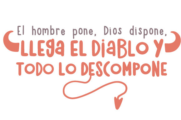 Download Free El Hombre Pone Y Dios Dispone Svg Cut File By Creative Fabrica for Cricut Explore, Silhouette and other cutting machines.