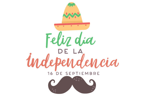 Download Free Feliz Dia De La Independencia Svg Cut File By Creative Fabrica for Cricut Explore, Silhouette and other cutting machines.