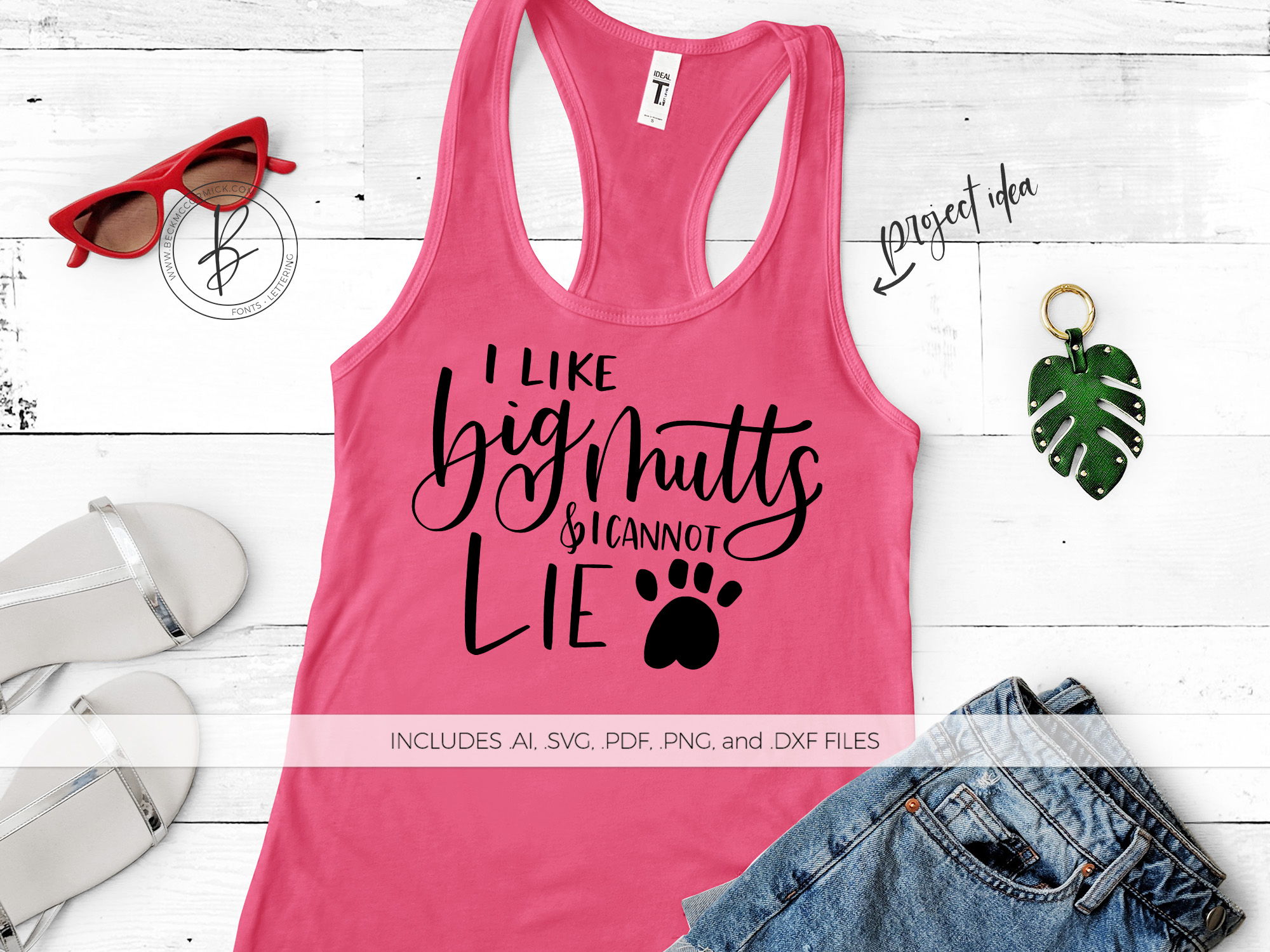 Download Free I Like Big Mutts And I Cannot Like Graphic By Beckmccormick for Cricut Explore, Silhouette and other cutting machines.