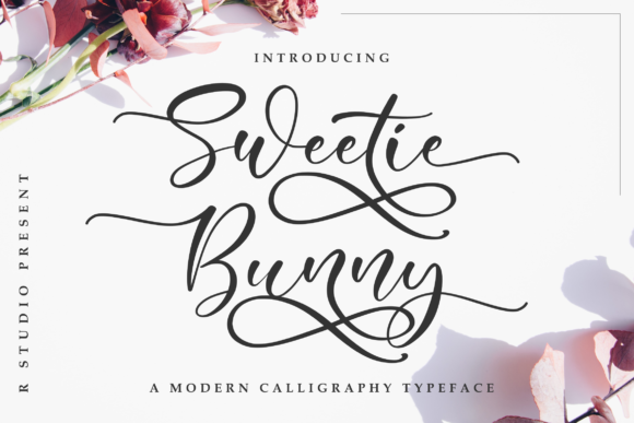 Download Free Sharila Font By R Studio Creative Fabrica for Cricut Explore, Silhouette and other cutting machines.