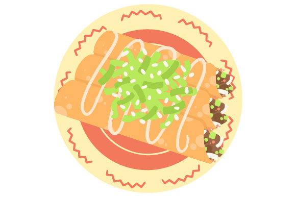 Download Free Tacos Dorados Svg Cut File By Creative Fabrica Crafts Creative for Cricut Explore, Silhouette and other cutting machines.