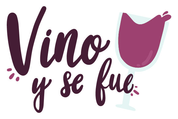 Vino Y Se Fue Mexico Craft Cut File By Creative Fabrica Crafts