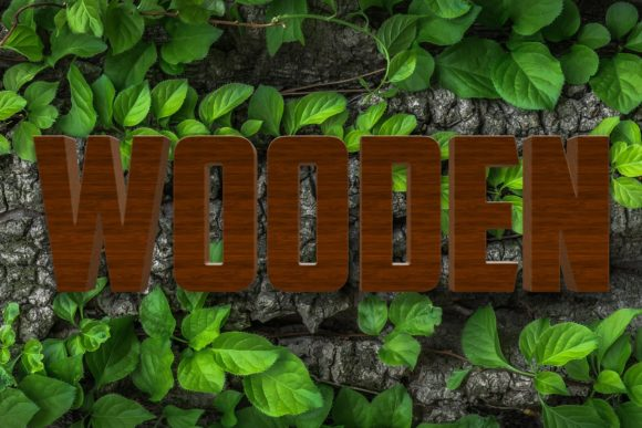 Download Free Adobe Photoshop Layer Style Wood Effect Graphic By Anomali Bisu for Cricut Explore, Silhouette and other cutting machines.