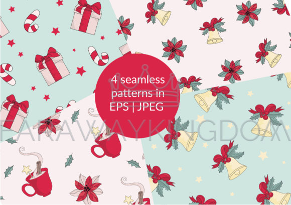 BEST WISHES Vector Pattern Animation Set Graphic Illustrations By FARAWAYKINGDOM - Image 8