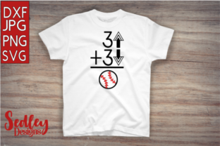 Download Free Baseball Math Graphic By Sedley Designs Creative Fabrica for Cricut Explore, Silhouette and other cutting machines.