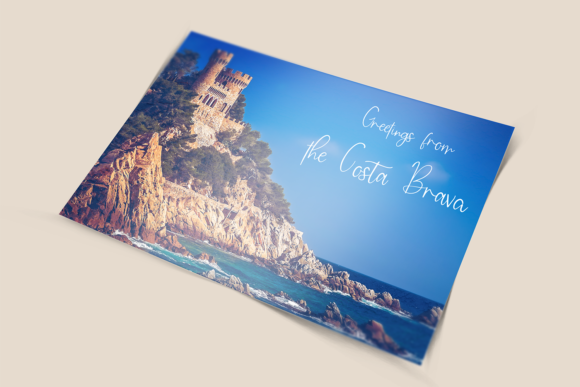 Print on Demand: Catalunya Script & Handwritten Font By BeckMcCormick - Image 3