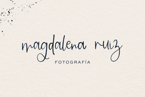 Print on Demand: Catalunya Script & Handwritten Font By BeckMcCormick - Image 6