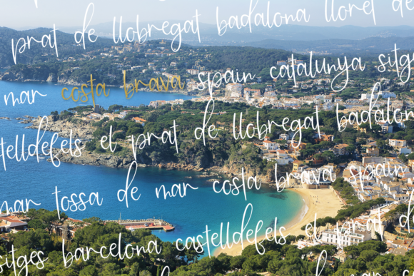 Print on Demand: Catalunya Script & Handwritten Font By BeckMcCormick - Image 9