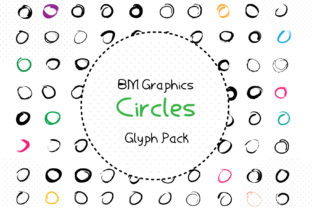 Circles Font By GraphicsBam Fonts