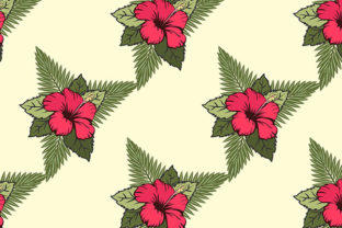 Download Free Floral Vector Pattern Design Graphic By Patternhousepk Creative Fabrica for Cricut Explore, Silhouette and other cutting machines.