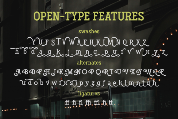 Hodgeson Font By Arterfak Project Image 10