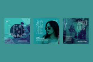 Live Music Instagram Templates Graphic By qohhaarqhaz