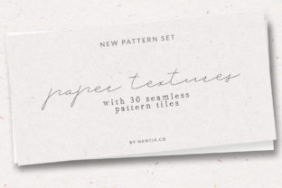 Paper Textures Seamless Tiles Pack Graphic By nantia