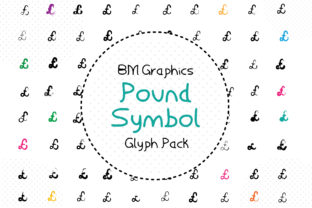 Pound Symbol Font By GraphicsBam Fonts