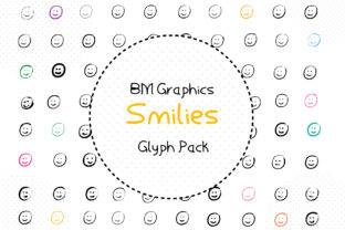 Smilies Font By GraphicsBam Fonts