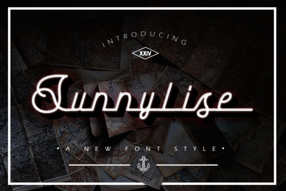 Print on Demand: Sunnylise Script & Handwritten Font By Muhammad Ersya