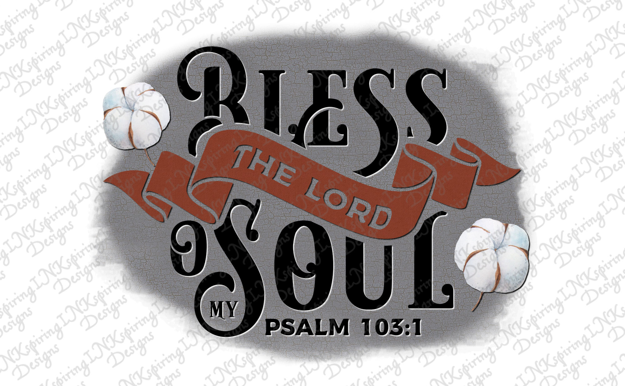 Download Free Bless The Lord Of My Soul Graphic By Inkspiring Designs for Cricut Explore, Silhouette and other cutting machines.