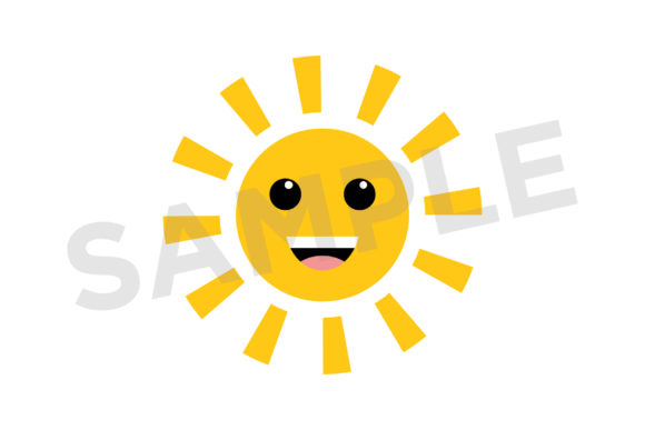 Cute Weather Clip Art Set Graphic By Running With Foxes Image 4