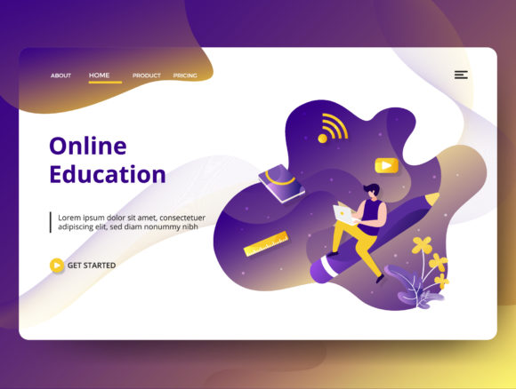 Education Online Vol 2 Graphic Print Templates By Twiri - Image 2