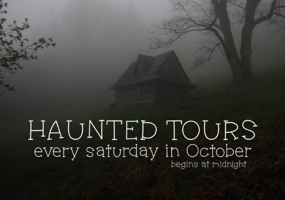 Print on Demand: Haunted House Display Font By KA Designs - Image 3