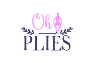 Oh Pliés Craft Design By Creative Fabrica Crafts