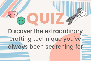 Download Free Quiz Which Extraordinary Crafting Technique Suits You Best for Cricut Explore, Silhouette and other cutting machines.