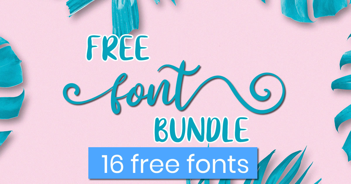 Download Free Font Bundle - Creative Fabrica