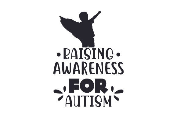Download Free Raising Awareness For Autism Svg Cut File By Creative Fabrica for Cricut Explore, Silhouette and other cutting machines.