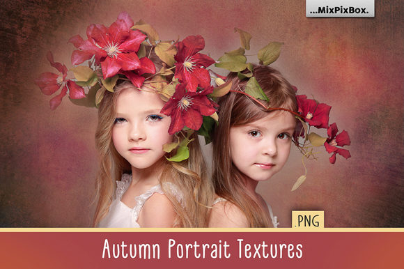 Print on Demand: Autumn Textures Graphic Layer Styles By MixPixBox