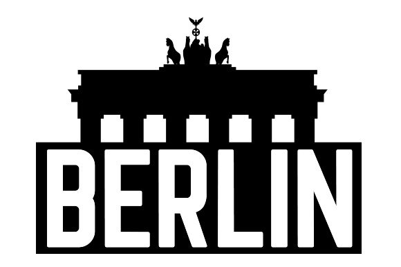 Download Free Berlin Brandenburger Tor Svg Cut File By Creative Fabrica Crafts for Cricut Explore, Silhouette and other cutting machines.