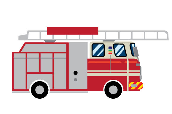 Download Free Fire Engine Svg Cut File By Creative Fabrica Crafts Creative for Cricut Explore, Silhouette and other cutting machines.