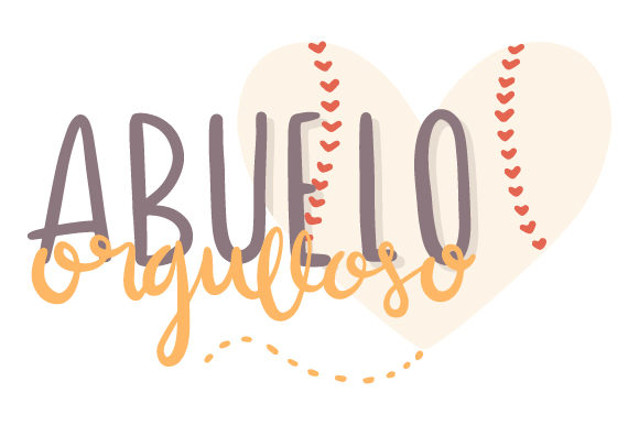 Abuelo Orgulloso Svg Cut File By Creative Fabrica Crafts