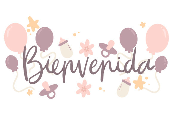 Download Free Bienvenida Svg Cut File By Creative Fabrica Crafts Creative for Cricut Explore, Silhouette and other cutting machines.