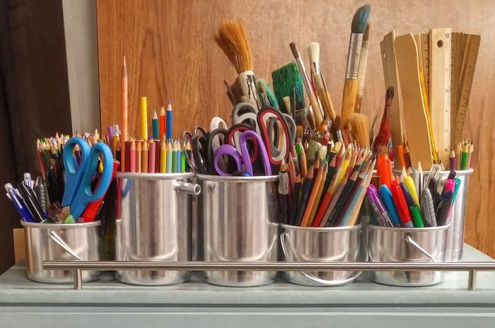 How an organizer can help you keep your craft room clean